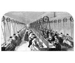women in the second industrial revolution essay