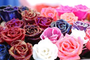 How To Dip Roses In Wax Ehow