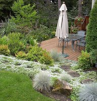 Landscaping Ideas for Sloped Backyards   eHow