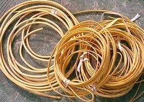 Types Of Material For Basket Weaving : Basket weaving tutorial ehow
