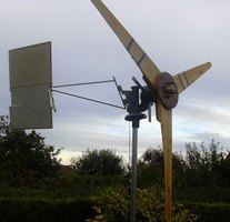 How to Build a Wind Generator with a Car Alternator thumbnail
