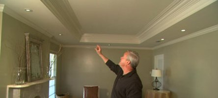 How To Build A Tray Ceiling Ehow