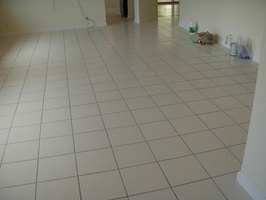 Can you put tile on concrete floor