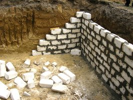 How to convert your crawl space into a basement ehow for Convert crawlspace to basement cost
