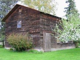 Log cabins near portland oregon ehow for Cabins near portland oregon