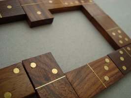 How To Make Wooden Dominoes 7 Steps Ehow