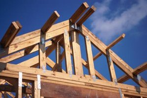 Step By Step Wood Framing For A New Construction Ehow