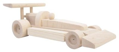 How To Cut Pinewood Derby Cars Ehow