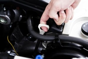 How to Check the Transmission Fluid in a Ford Explorer | eHow
