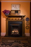 How To Convert A Fireplace Back To Wood From Gas Ehow