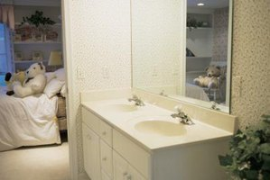 The Requirement For The Distance Between A Vanity Top And An Electrical Outlet Ehow