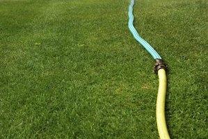 connect garden hose to washing machine
