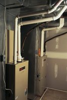 condensing gas furnaces need to drain condensate away from the system