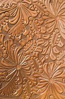 Low Relief Wood Carving