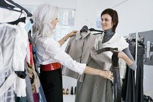 personal shopper fashion