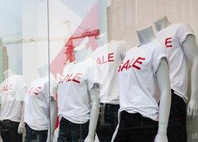 Job description for clothing store