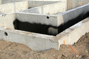What Is The Typical Concrete Basement Wall Thickness Ehow