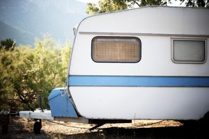 the challenges of camping in a teardrop trailer ehow. Black Bedroom Furniture Sets. Home Design Ideas