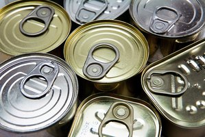 Is It Dangerous To Eat Food From Dented Cans