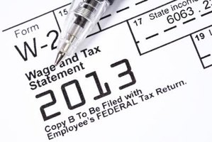 how to calculate your tax return from w2