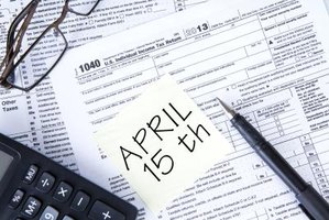 how to lodge tax return for deceased