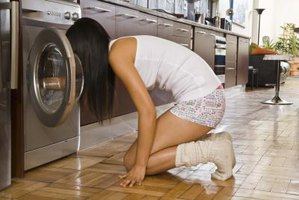 how to get rust out of clothes from washer