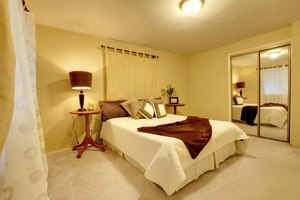 warm bedroom paint colors with pictures ehow