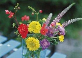 Homemade Flower Food For Fresh Cut Flowers Ehow