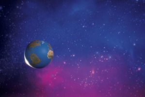 How to paint an outer space scene ehow for Outer space scene