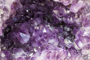 How To Identify A Natural Amethyst Ehow