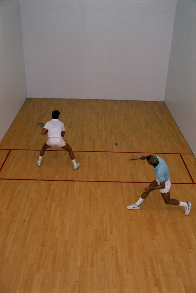 How To Play Four Man Racquetball 93