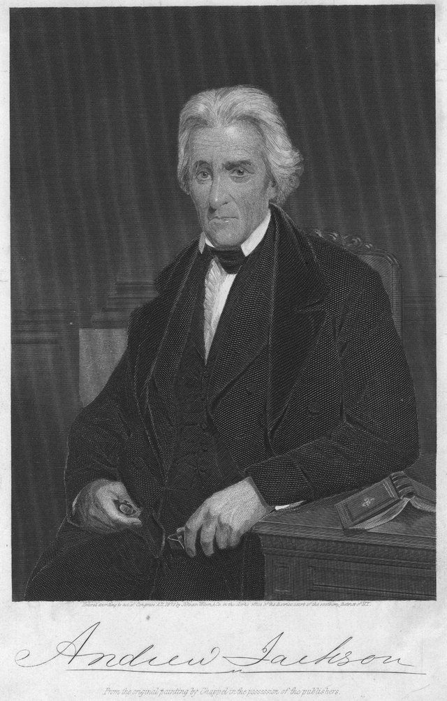 how democratic was andrew jackson King andrew and the bank by  which later ripened into the federalist and democratic-republican parties jackson's veto in 1832 repeated the process:.
