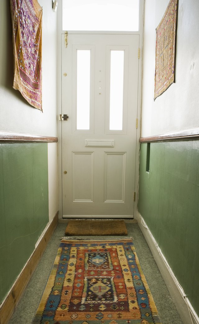 Small hallway decorating ideas with pictures ehow