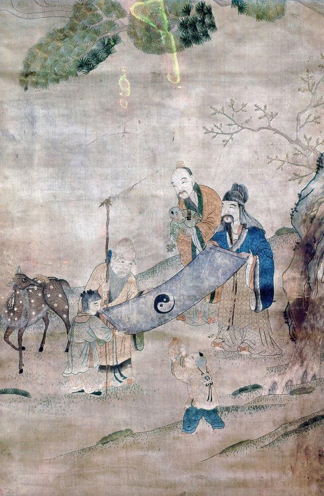 Women in taoism   Taoism Women