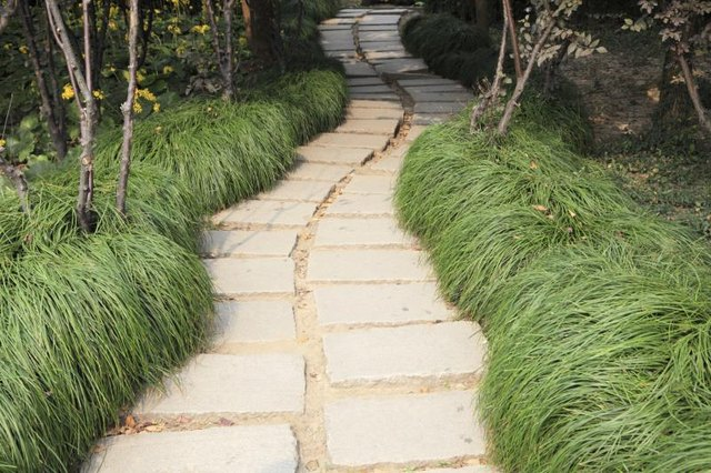 Easy Walkways For Covering Muddy Paths (with Pictures) | eHow