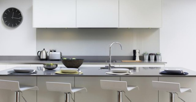 how to clean granite floor stains