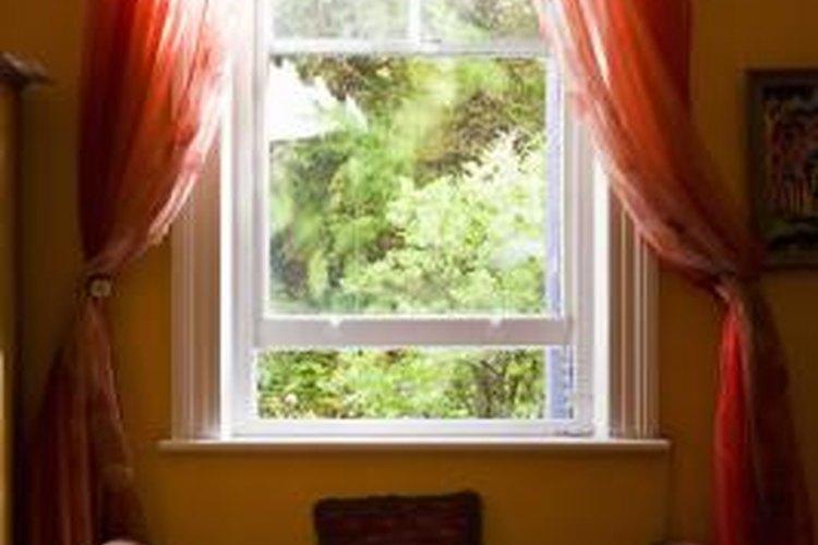How to install curtain holdbacks