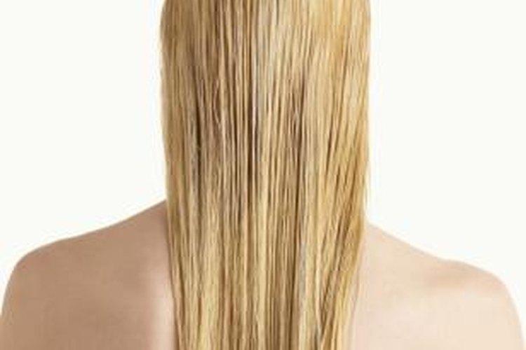Как тонкий волос сделать густым
