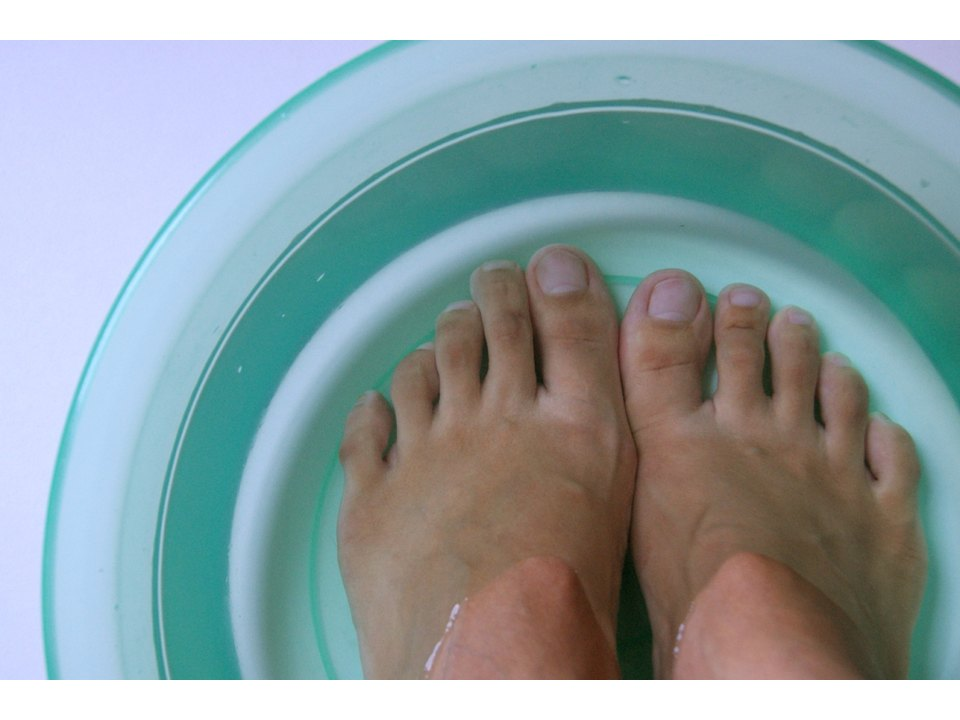 Detox Foot Soak Recipe