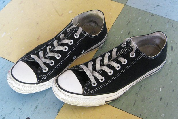 can you wash converse all in the washing machine