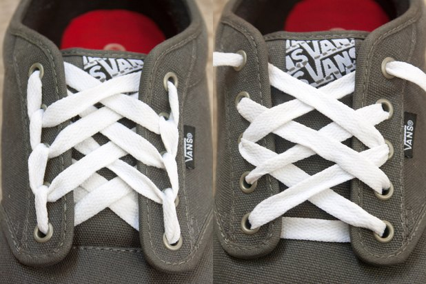 How Many Holes Is A  Shoe Lace For Sneakers