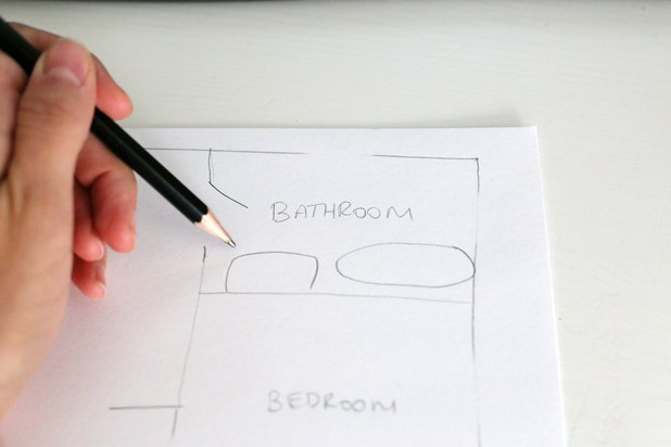 How To Draw A Floor Plan By Hand (with Pictures)