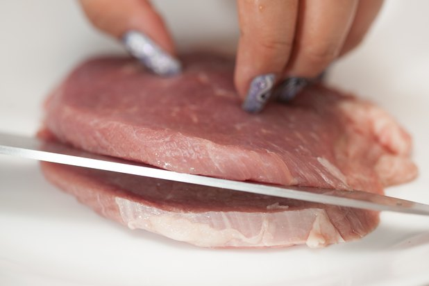How To Pan Fry Beef Round Eye Steak With Pictures Ehow