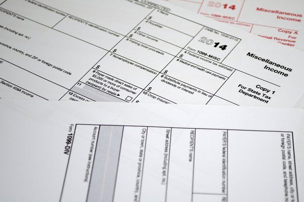 what is a 1099 tax form