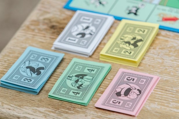 monopoly disney edition instructions