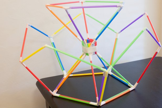 How to Build an Egg Drop Container with Straws   eHow