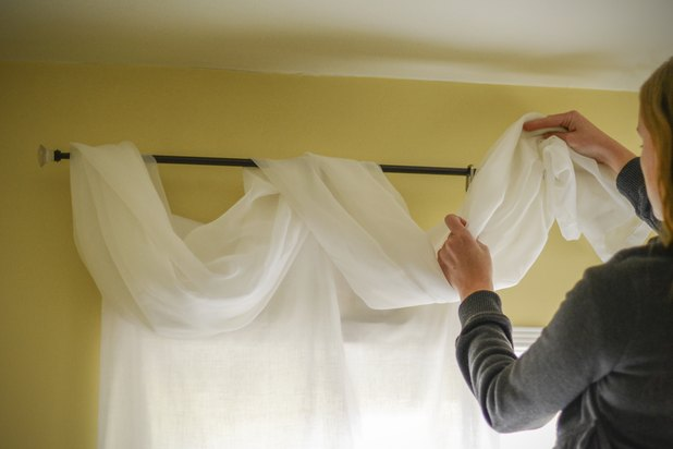 Scarf Valance Ideas (with Pictures) | eHow