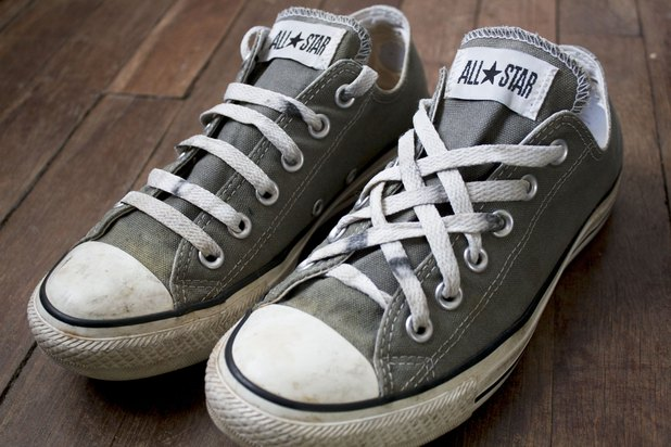 Ideas For Lacing Converse Sneakers With Pictures Ehow