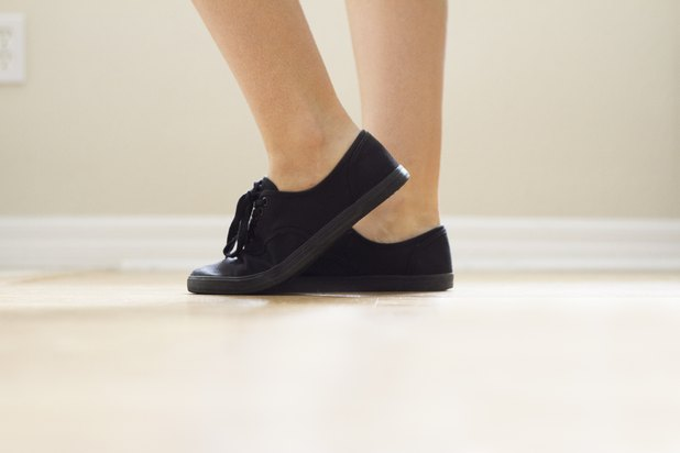 how to shrink shoes that are big with pictures ehow