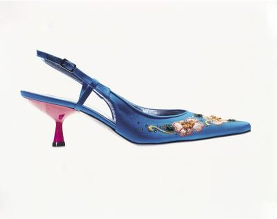 How to Make a Roomy Slingback Fit Better